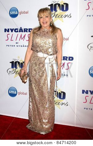 LOS ANGELES - FEB 22:  Charlene Tilton at the Night of 100 Stars Oscar Viewing Party at the Beverly Hilton Hotel on February 22, 2015 in Beverly Hills, CA