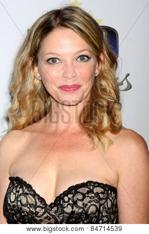 LOS ANGELES - FEB 22:  Amanda Detmer at the Night of 100 Stars Oscar Viewing Party at the Beverly Hilton Hotel on February 22, 2015 in Beverly Hills, CA