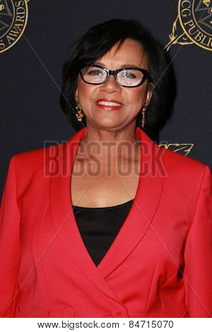 LOS ANGELES - FEB 20:  Cheryl Boone Isaacs at the Publicist Guild Luncheon at a Beverly Hilton Hotel on February 20, 2015 in Beverly Hills, CA