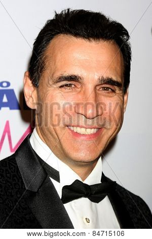 LOS ANGELES - FEB 22:  Adrian Paul at the Night of 100 Stars Oscar Viewing Party at the Beverly Hilton Hotel on February 22, 2015 in Beverly Hills, CA