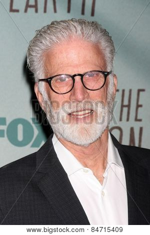 LOS ANGELES - FEB 24:  Ted Danson at the