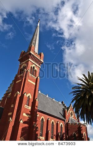 Red Brick Church