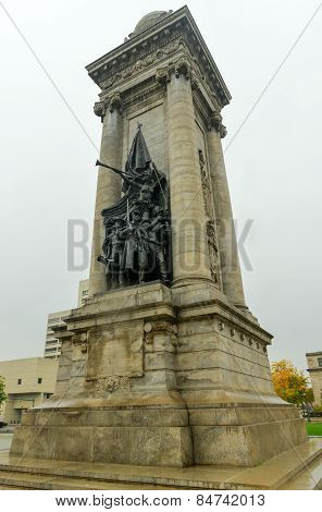 Soldiers And Sailors Monument - Syracuse, Ny