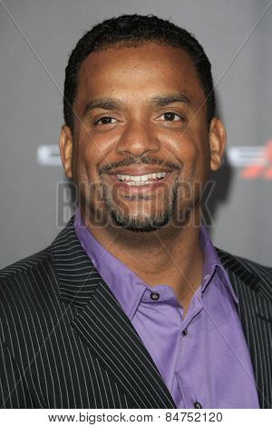 LOS ANGELES - FEB 24:  Alfonso Ribeiro at the