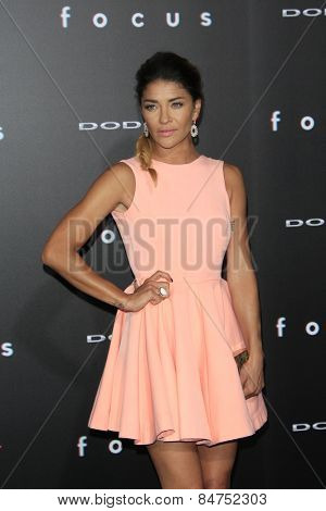 LOS ANGELES - FEB 24:  Jessica Szohr at the