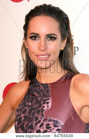 LOS ANGELES - FEB 22: louise roe at the Elton John Oscar Party 2015 at the City Of West Hollywood Park on February 22, 2015 in West Hollywood, CA