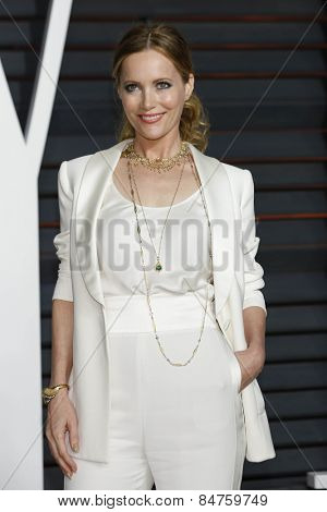 LOS ANGELES - FEB 22:  Leslie Mann at the Vanity Fair Oscar Party 2015 at the Wallis Annenberg Center for the Performing Arts on February 22, 2015 in Beverly Hills, CA
