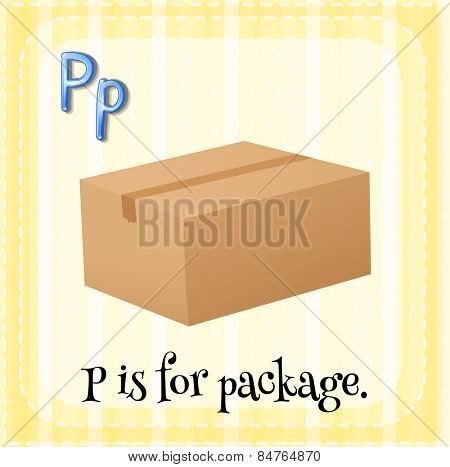 P is for package