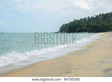 Seascape Beach In Thailand