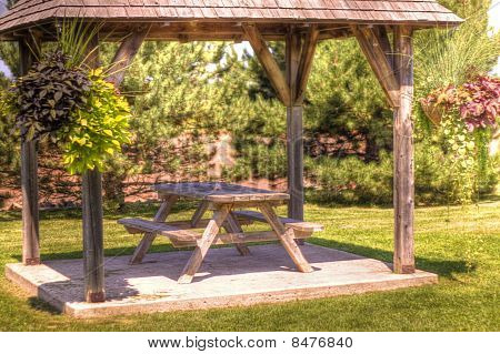 Park Bench