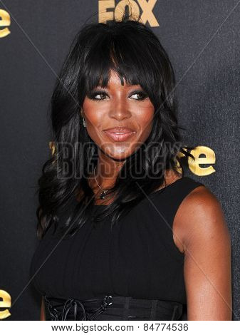 LOS ANGELES - JAN 06:  Naomi Campbell arrives to the