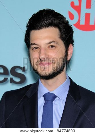 LOS ANGELES - JAN 05:  Ben Schwartz arrives to the Showtime celebrates all-new seasons of Shameless, House of Lies and Episodes  on January 5, 2015 in West Hollywood, CA