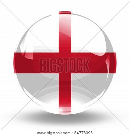 3D, crystal sphere England
