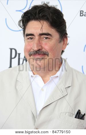 SANTA MONICA - FEB 21: Alfred Molina at the 2015 Film Independent Spirit Awards on February 21, 2015 in Santa Monica, California
