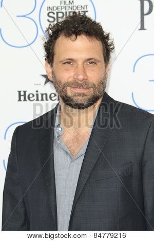SANTA MONICA - FEB 21: Jeremy Sisto at the 2015 Film Independent Spirit Awards on February 21, 2015 in Santa Monica, California