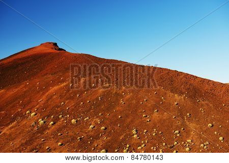 Las Canadas del Teide National Park, Tenerife, Canary Islands, Spain