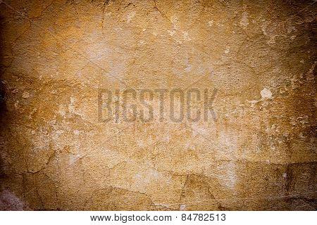 Yellow Stone Grunge Background