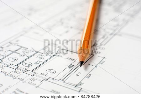 Pencil Drawing Yellow