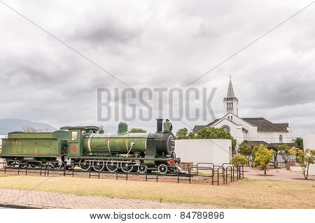 Class 7 Steam Train Locomotive, Riversdale