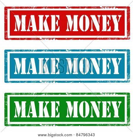 Make Money-stamps