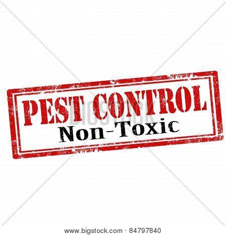 Pest Control-stamp