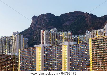Kowloon residential district