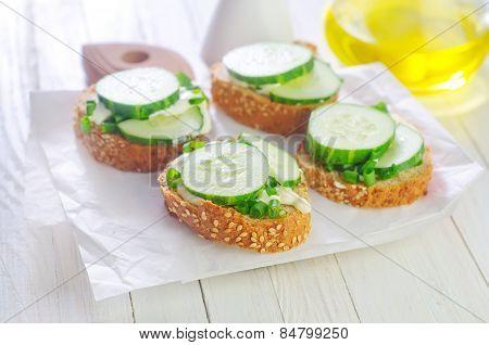 sandwiches