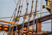 pic of pulley  - Planks - JPG