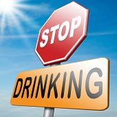 picture of alcoholic drinks  - stop drinking alcohol go to rehab for alcoholism and drunk driving - JPG