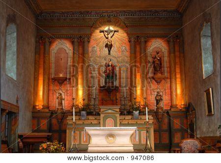 18Th Century Mission Church