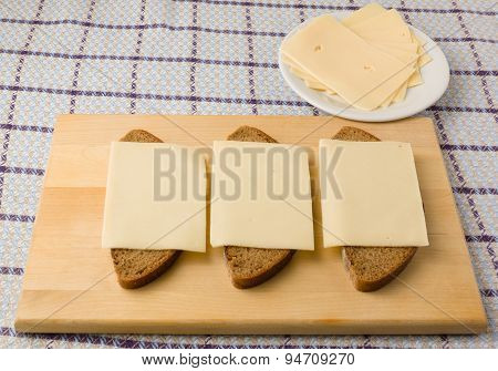 The Cheese Sandwiches