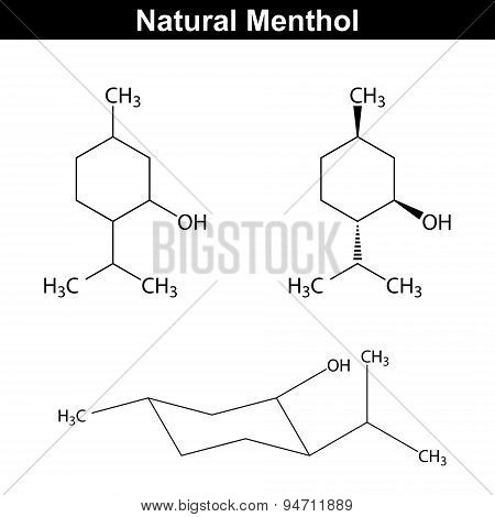 Menthol - Food And Pharmaceutical Additive