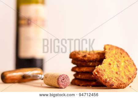 Wina and Biscuits