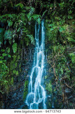 Native Waterfall
