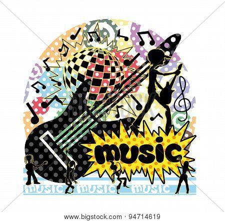 Musical illustration