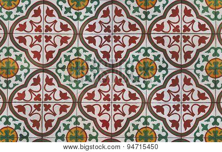 Floor Tiled