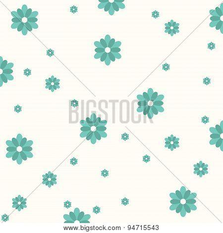 green flowers textures