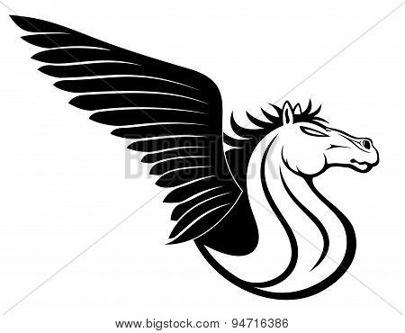 Sign of pegasus