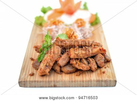 Fry Pork