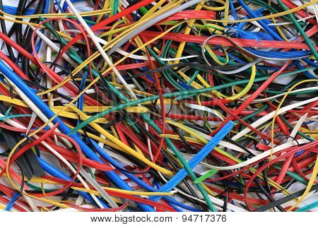 Pvc Scrap Of Electric Wire