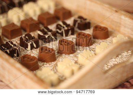 Assorted Mini Chocolate