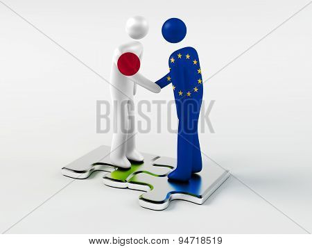 Business Partners Japan and European Union