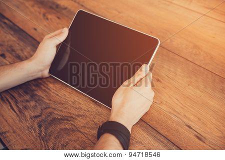 Modern Technology.