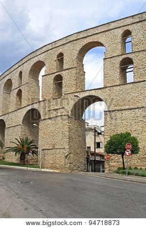 Aqueduct Kavala