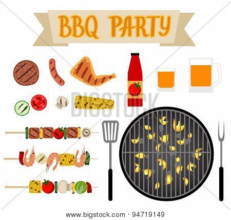 Barbeque party