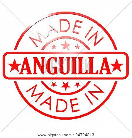 Made In Anguilla Red Seal