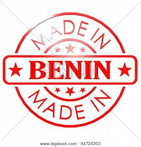 Made In Benin Red Seal