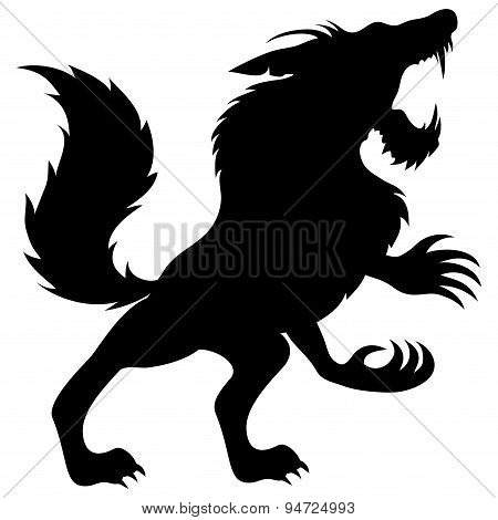 Sign of the werewolf