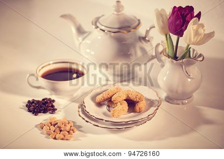 Cookies With Coffee