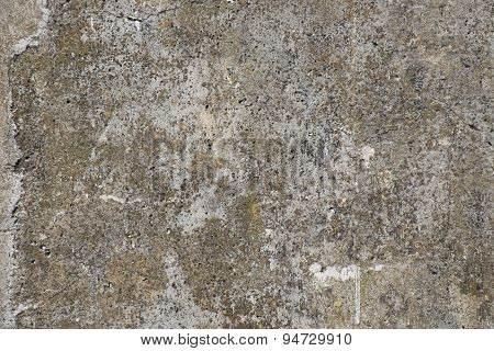 Background Texture, Wall Of Concrete